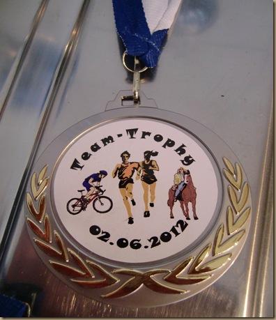 Team Trophy 22