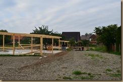 Bauarbeiten im August 021